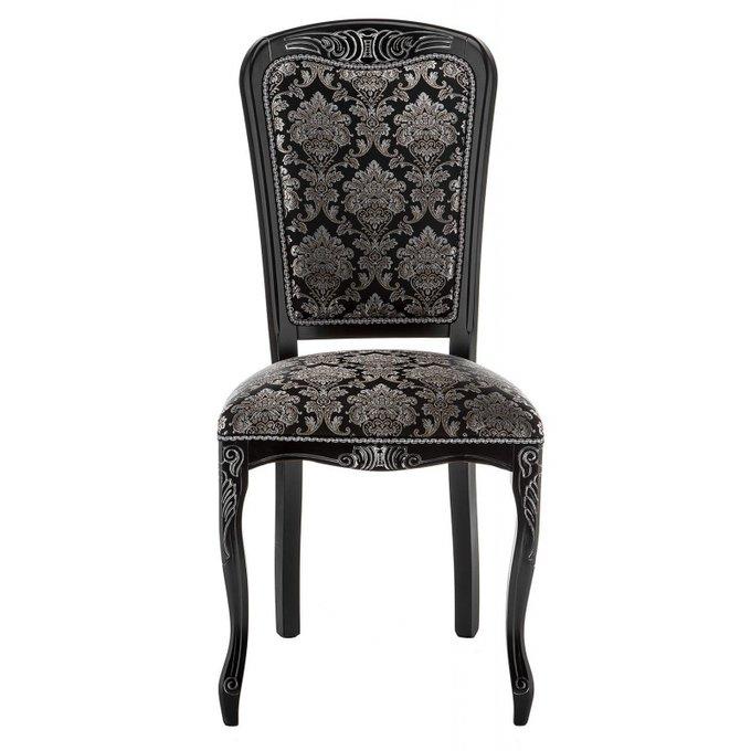Обеденный стул Клето с патиной