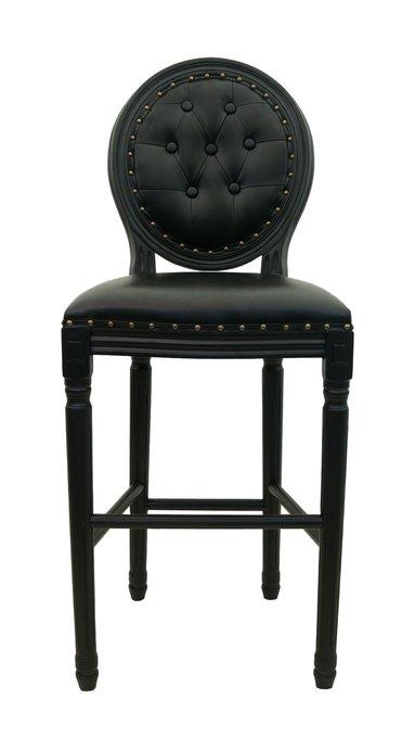 Барный стул Filon Button Black