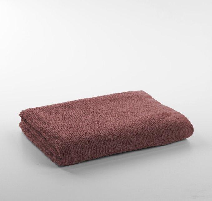 Банное полотенце Miekki large bath towel burgundy
