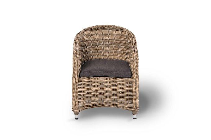 Кресло Детское Равенна соломенного цвета
