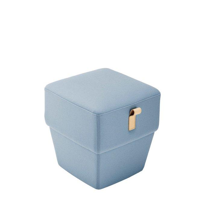 Пуф Ladvi голубого цвета