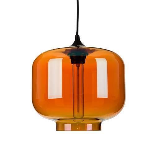 Подвесной светильник Dampf с плафоном из стекла