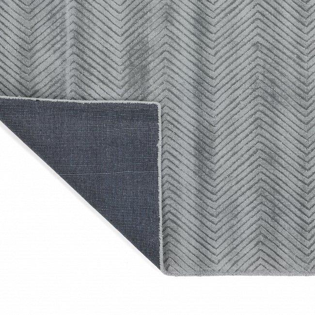 Ковер Parcia Steel серого цвета 190x290