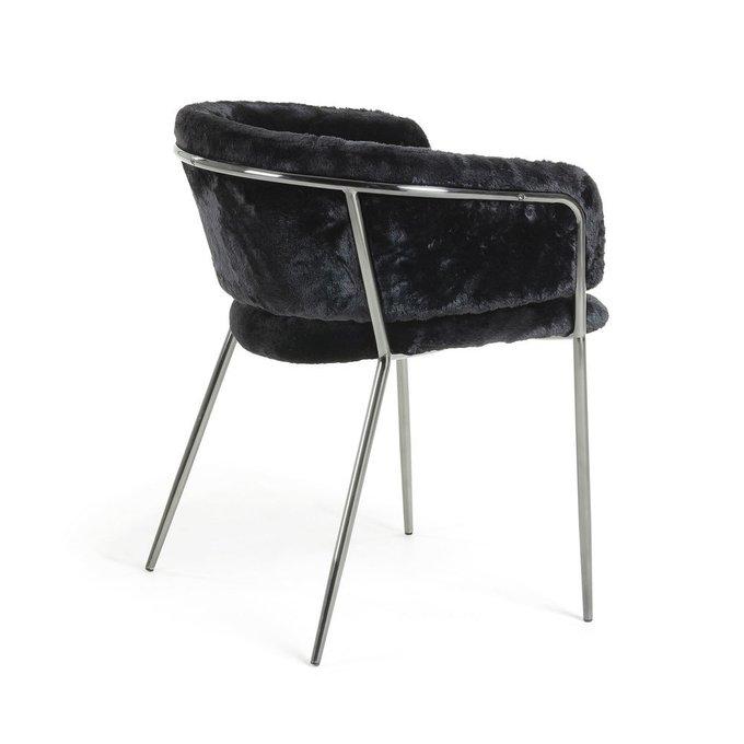 Кресло Konnie с обивкой из экомеха