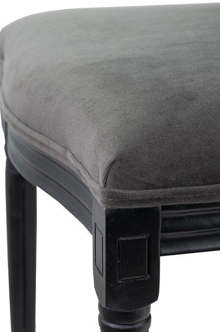 Стул Memos grey темно-серого цвета