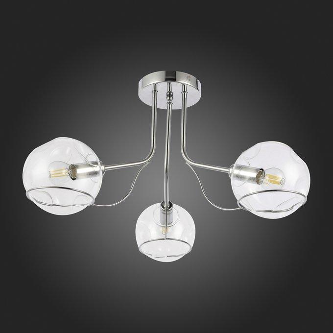 Светильник потолочный Baca с прозрачными плафонами