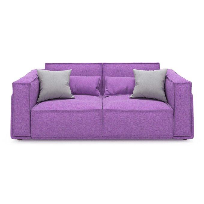 Диван Vento light двухместный фиолетового цвета