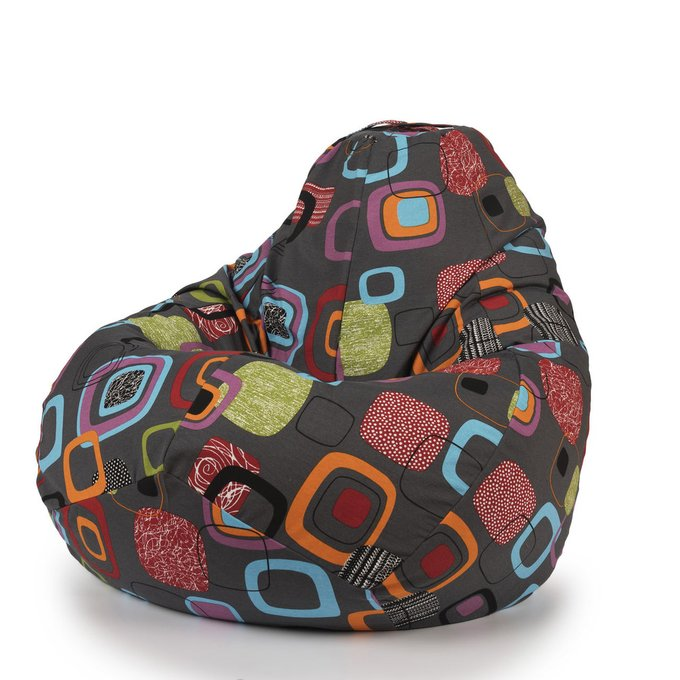 Кресло-мешок ГРУША Мамбу