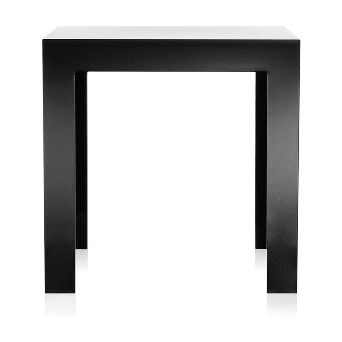 Столик журнальный Jolly черного цвета