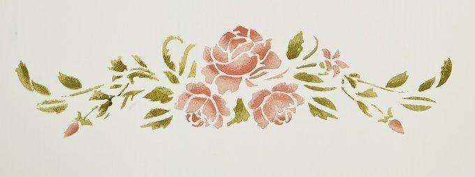 """Тумбочка """"Belle Fleur Coloré"""""""