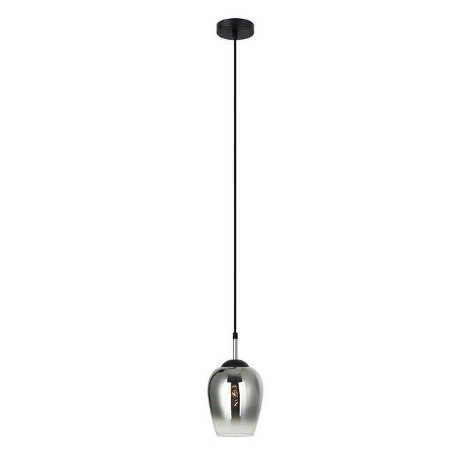 Подвесной светильник Меган цвета хром