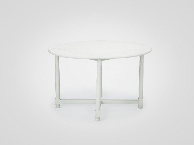 Стол обеденный круглый складной