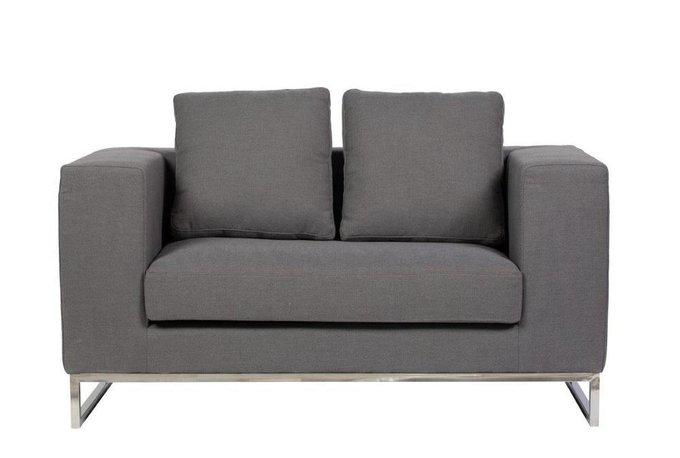 Диван  Dadone Sofa серого цвета