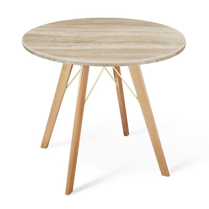 Стол обеденный Martino цвета дуб сонома
