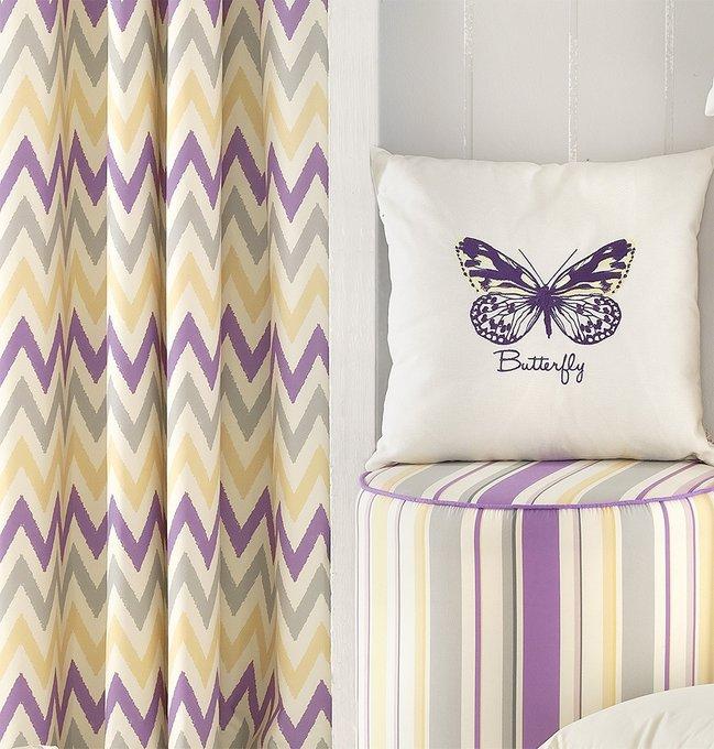 """Штора с рисунком """" butterfly"""""""
