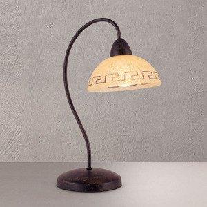 Настольная лампа декоративная Rustica