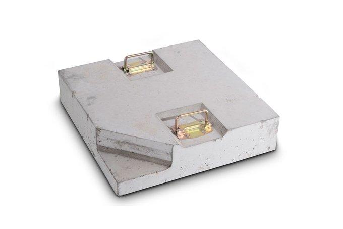 Комплект утяжелитей Рим из четырех плит