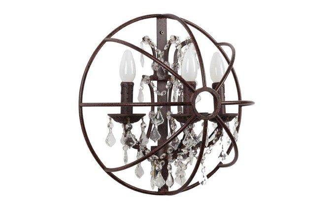 Настенный светильник Foucault's Orb Crystal Vol.VII