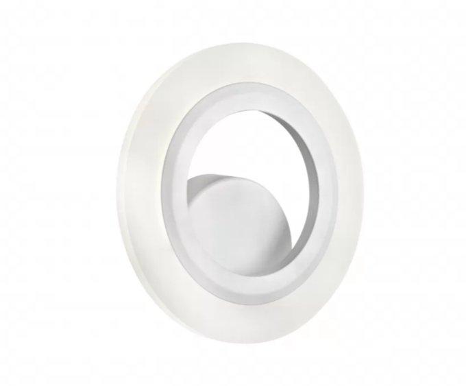 Настенный светильник Gravity белого цвета