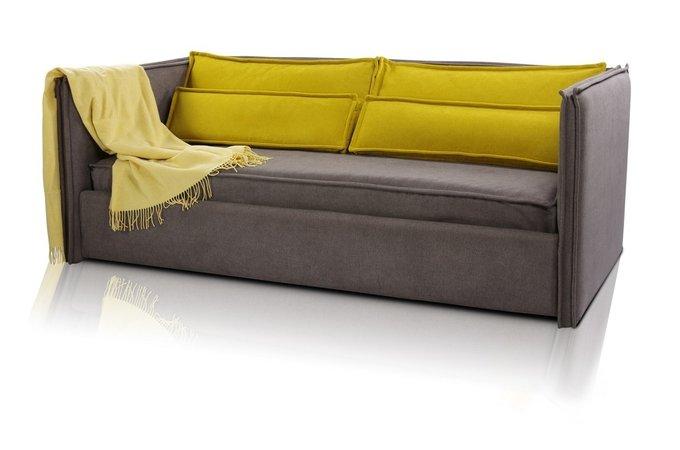 Кровать Solo V3 с подушками 190х100