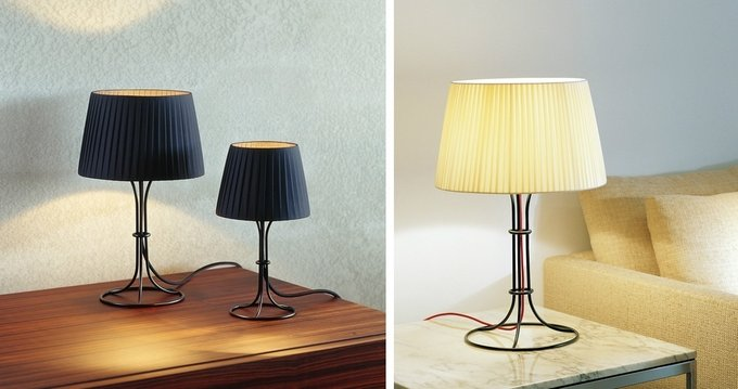 Настольная лампа Carpyen Naomi