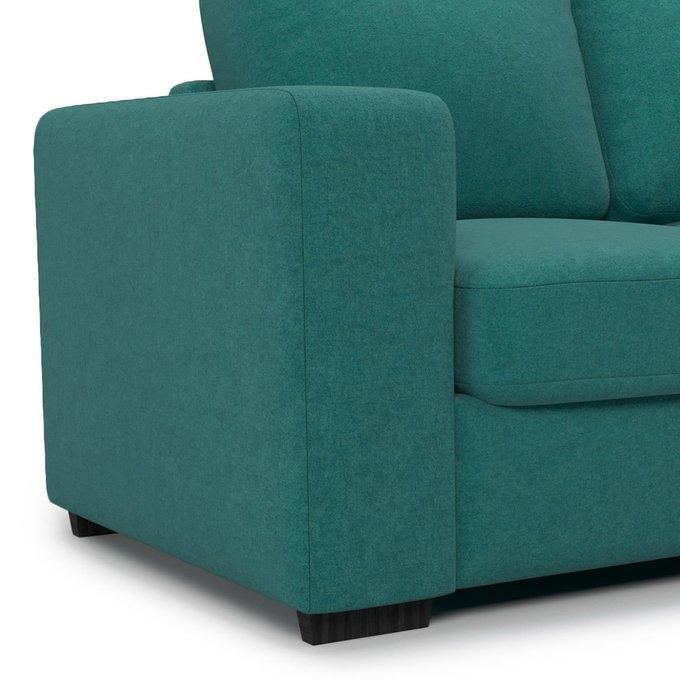 Раскладной диван Morti MTR  двухместный зеленого цвета