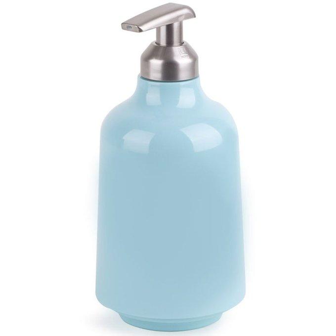 Диспенсер для жидкого мыла Umbra step морская волна