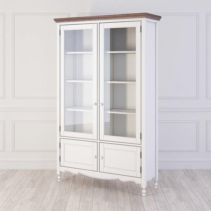 Библиотека Leblanc белого цвета