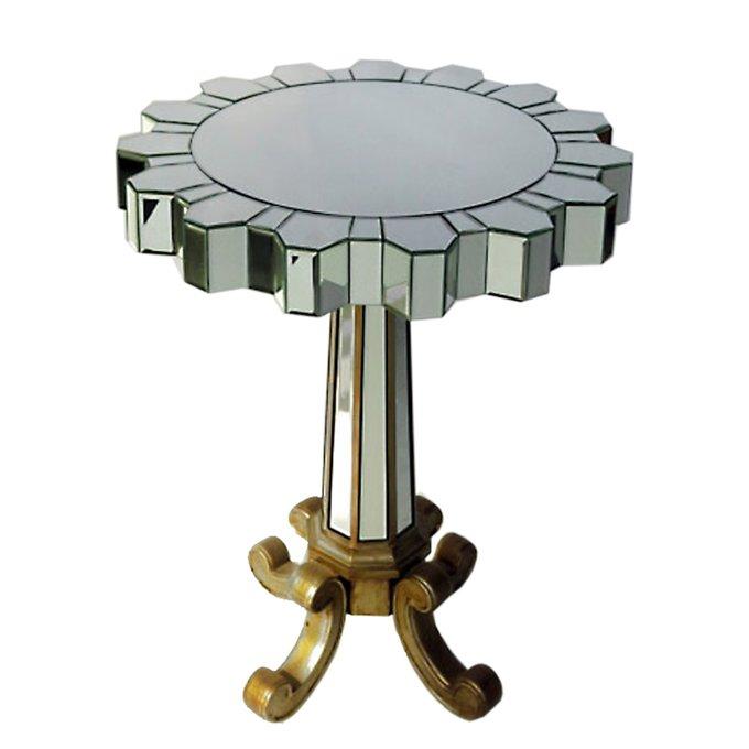 Зеркальный столик Ranberry на одной ножке