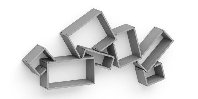 Полки-трансформеры Flex Shelf 171