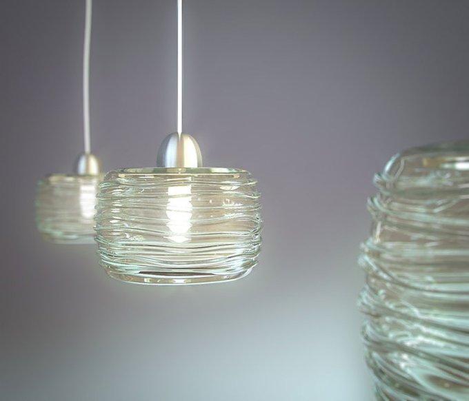 Подвесной светильник Vistosi DAMASCO с плафоном из муранского стекла