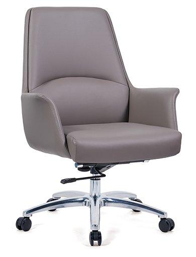 TОфисное кресло Тop Chairs Viking серого цвета