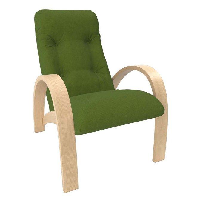 Кресло для отдыха Модель S7 с обивкой Montana_501
