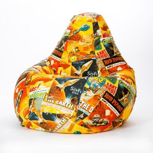 Кресло-мешок Pufoff «Mars»