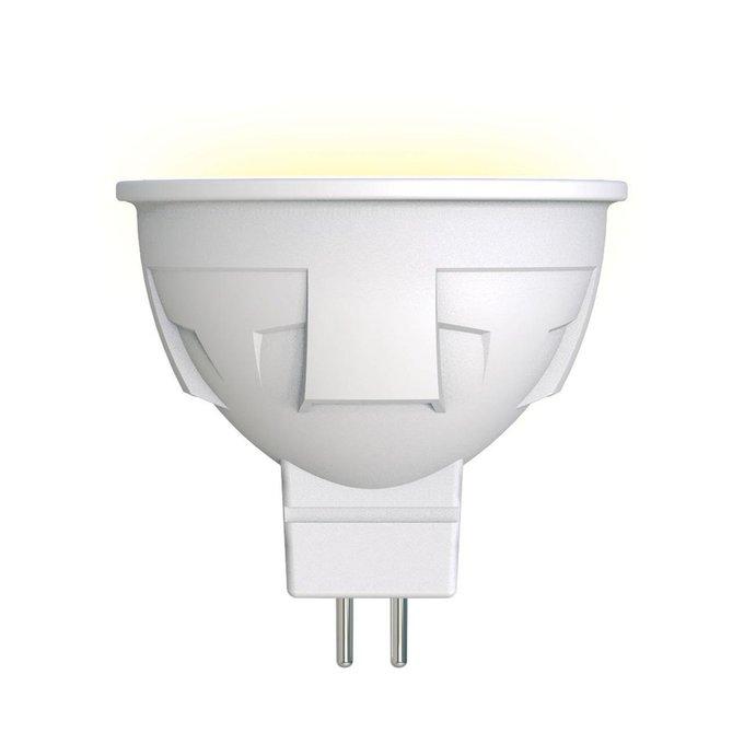 Лампа светодиодная Полусфера матовая