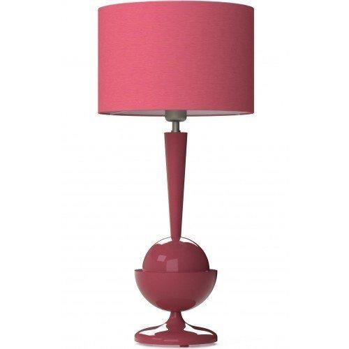 Настольная лампа Cor красная