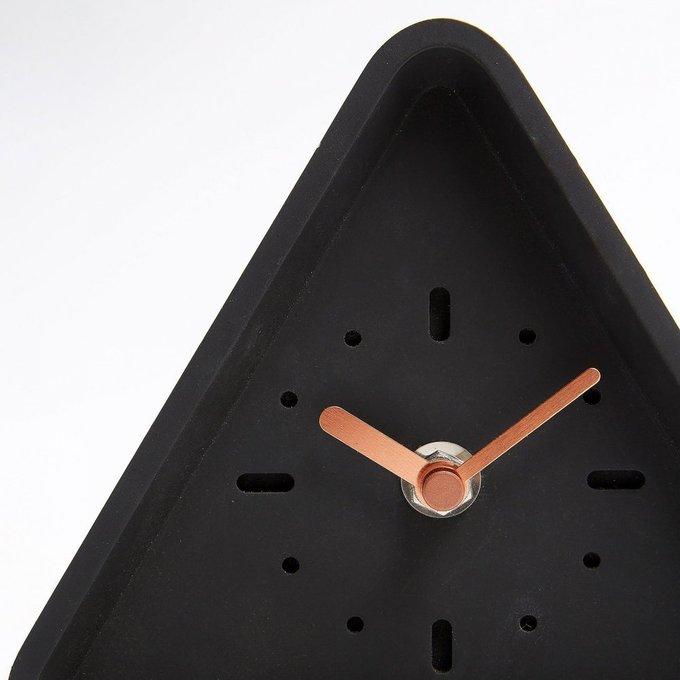 Часы настольные Mercy черного цвета