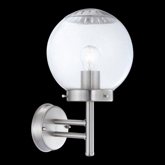 Уличный настенный светильник GLOBO Bowle II
