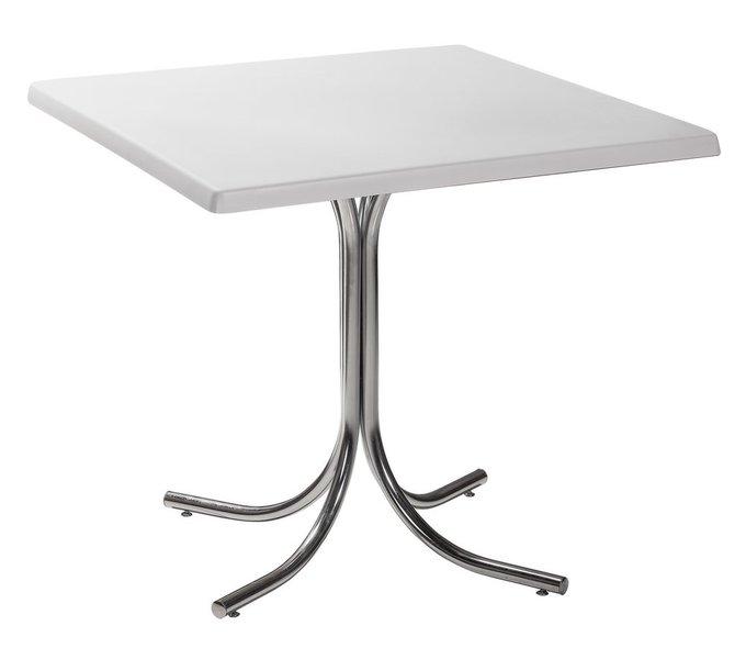 Обеденный стол Rozana с белой столешницей