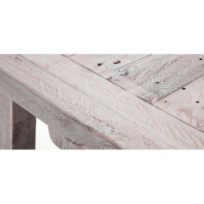 Раздвижной деревянный стол Julia Grup из натурального массива дерева