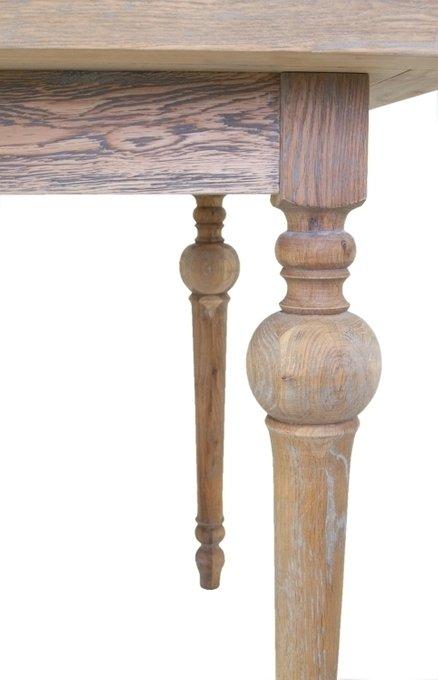 Обеденный стол Стол Paton из массива дуба
