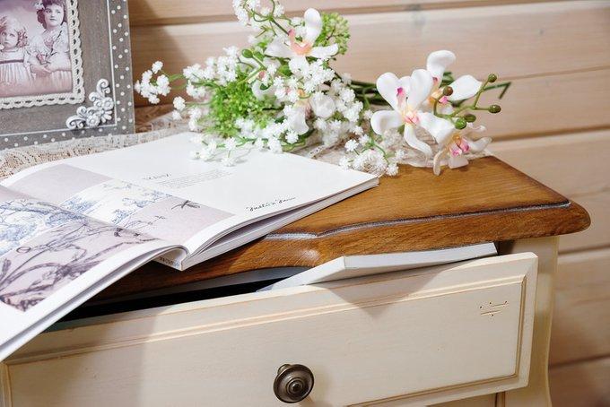 Стол письменный из массива дерева