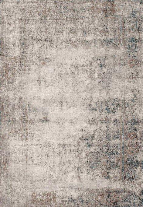 Ковер бежевого цвета 120х180