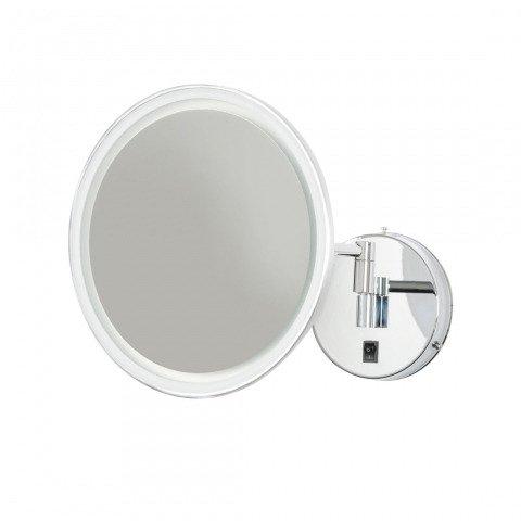 Зеркало с подсветкой Sconce
