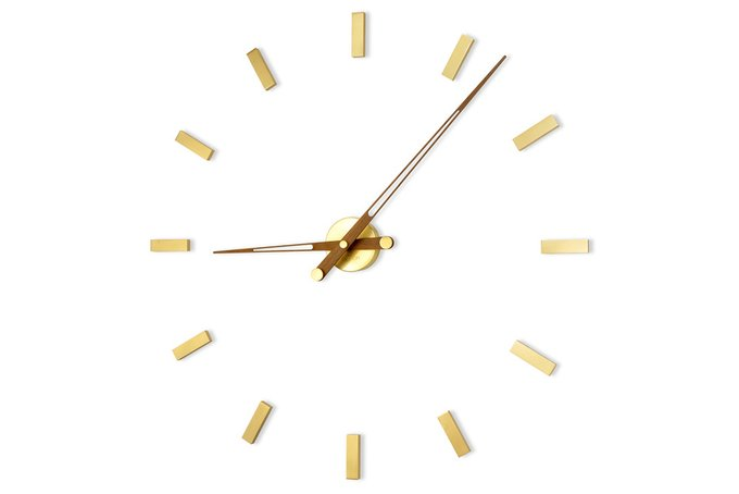 "Часы ""Nomon Tacon 12 Gold Walnot"""
