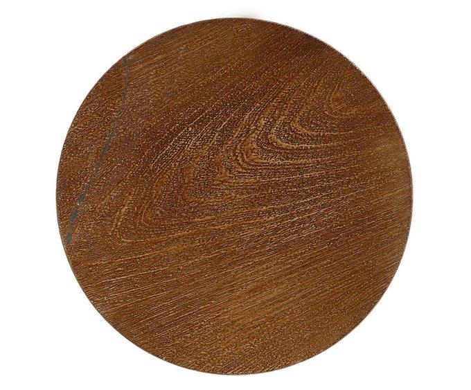 Блюдо коричневого цвета