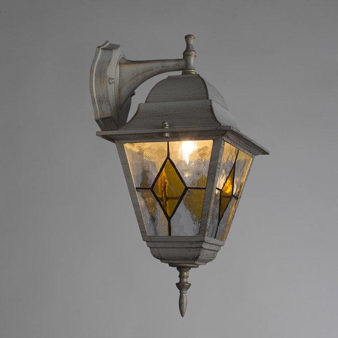Уличный настенный светильник Arte Lamp Berlin