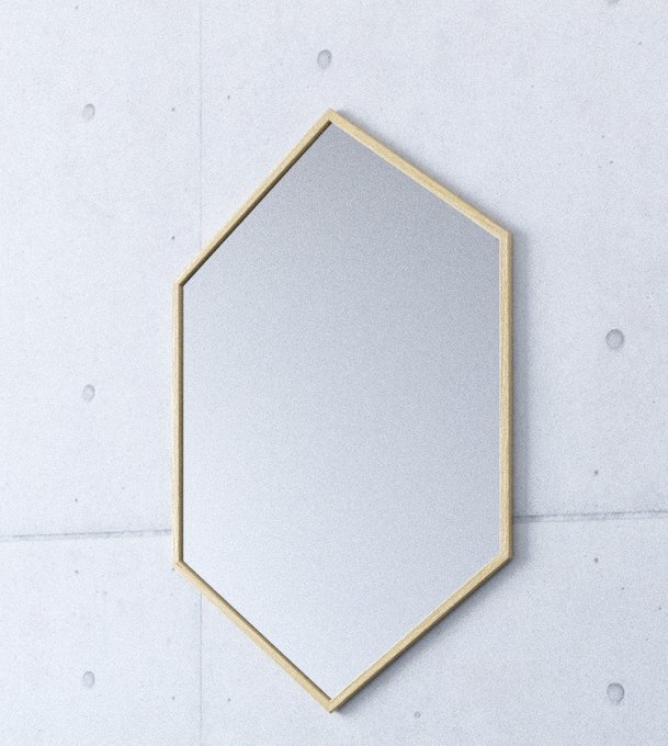 Настенное зеркало lulustore Side