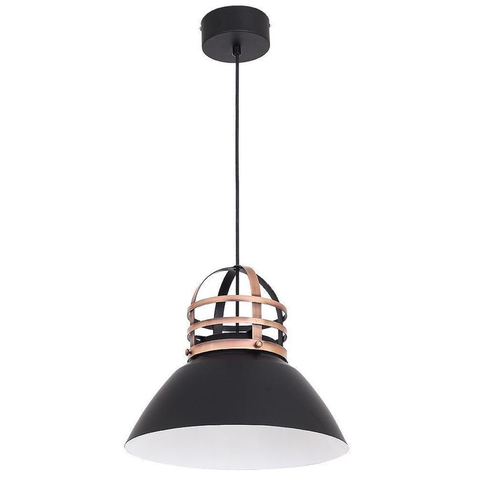 Подвесной светильник Single из металла