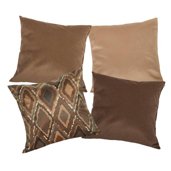 Набор из четырех чехлов Alina Ethno с внутренними подушками